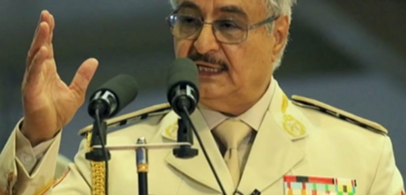 Khalifa Haftar, a former general of Muammar Gaddafi, has ignited a crisis in Libya after his surprise military invasion of the city of Tripoli on April 4, 2019.