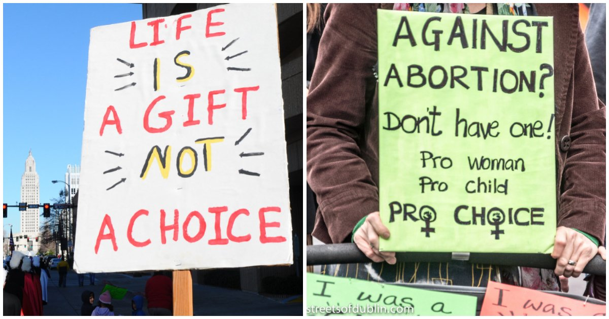 The Death of the Moderate Position in the Abortion Debate