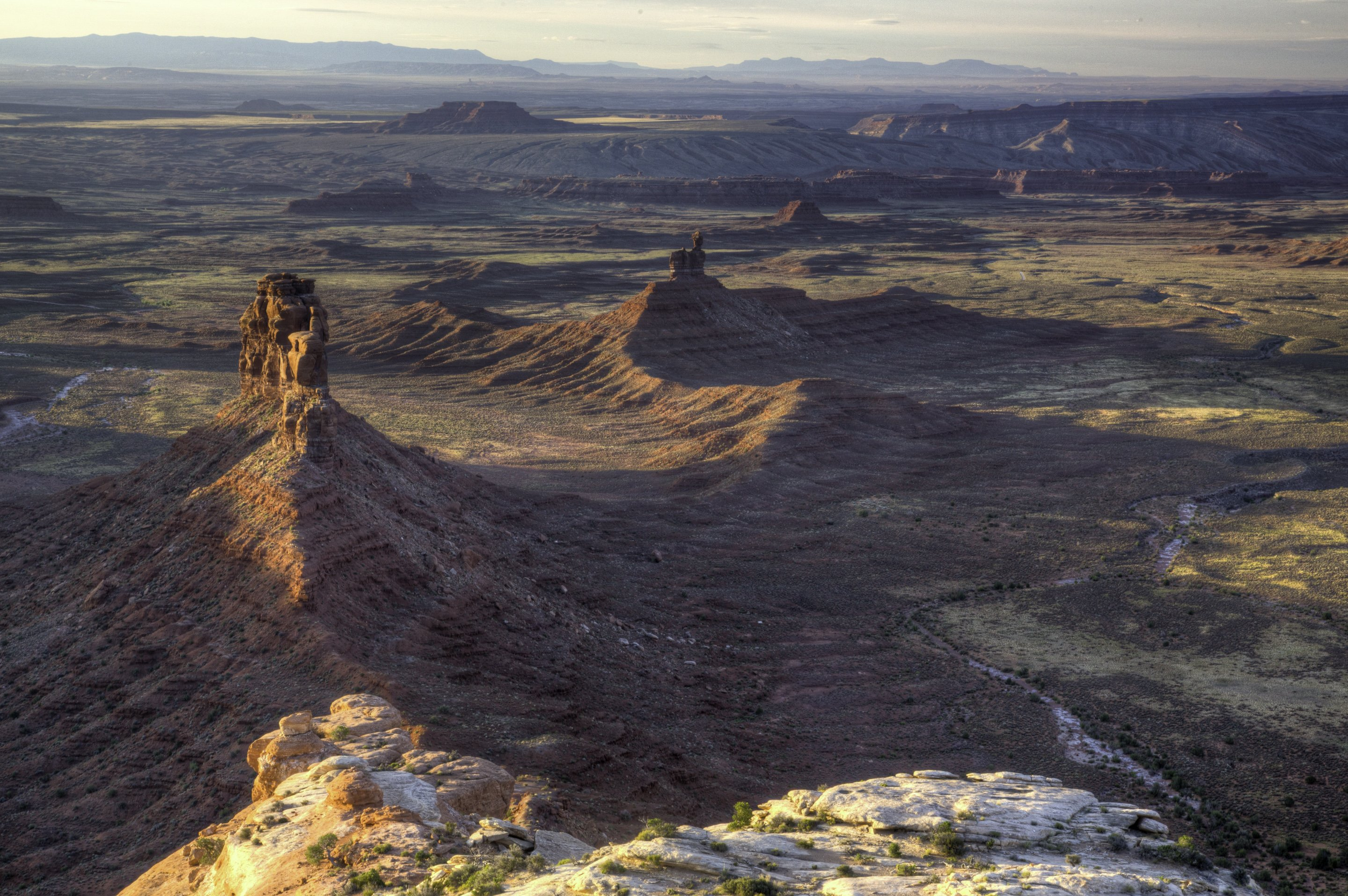 6b7437dcf96d Aerial shot of the Valley of the Gods in Bears Ears National Monument.  (Photo