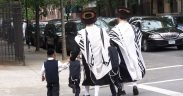 Judeus ultra-ortodoxos no Brooklyn