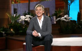 Ellen Degeneres lors d'un enregistrement 2008 de son émission. (Photo: RonPaulRevolt2008)