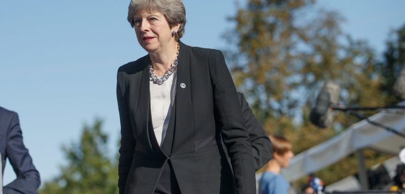 Theresa May, Prime Minister, United Kingdom