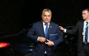 Viktor Orbán, Primo Ministro, Ungheria a settembre, 2017. (Foto: Annika Haas, EU2017EE)