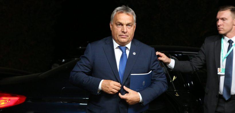 Viktor Orbán, Prime Minister, Hungary in September, 2017. (Photo: Annika Haas, EU2017EE)
