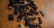 Ammunition, pistol, guns, handgun (Photo: MaxPixel)