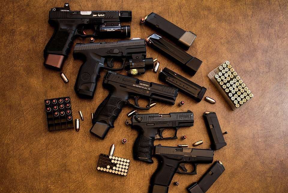 Texas Shooting Is Another Gun Violence Tragedy In The United States