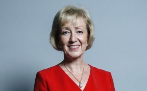 Portrait officiel d'Andrea Leadsom Date