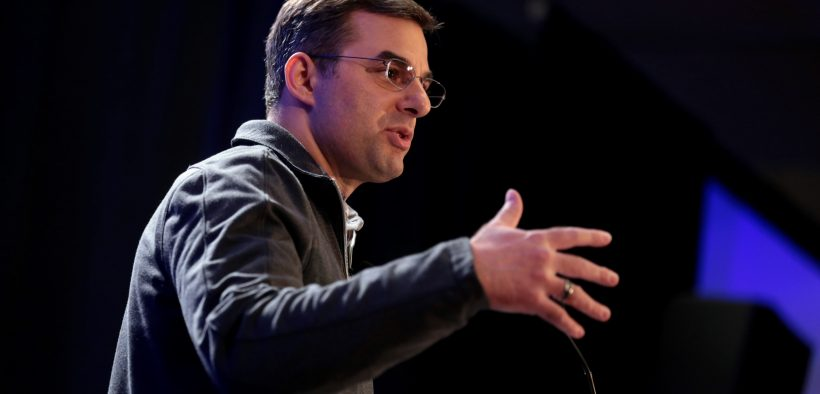 Congressman Justin Amash in 2018 (Courtesy of Wikimedia Commons)