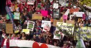 Tens of thousands of teachers, principals strike nationwide for more pay, better conditions