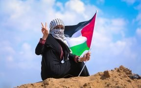 Palestinian in Gaza (Photo: Maxpixel)