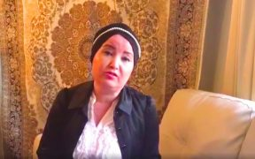 Fatimah Abdulghafur, a 39-year-old Uighur woman