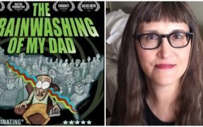 Jen Senko who wrote, directed and produced 'The Brainwashing of My Dad' speaks with Citizen Truth's Steve Matteo on the state of media in 2019 and how we got here. (Photo: Jen Senko)