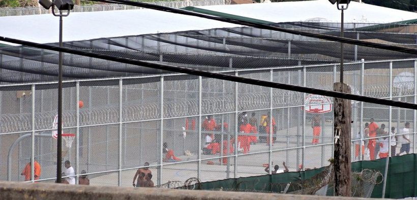 Orleans Parish Prison, Louisiana. March 2012. (Photo: Bart Everson)