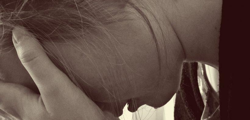 Sad woman, photo via Pixabay