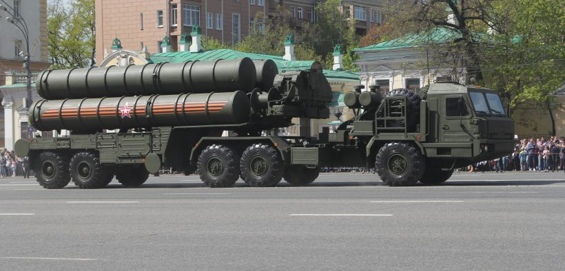 S-400 Triumph运载火箭