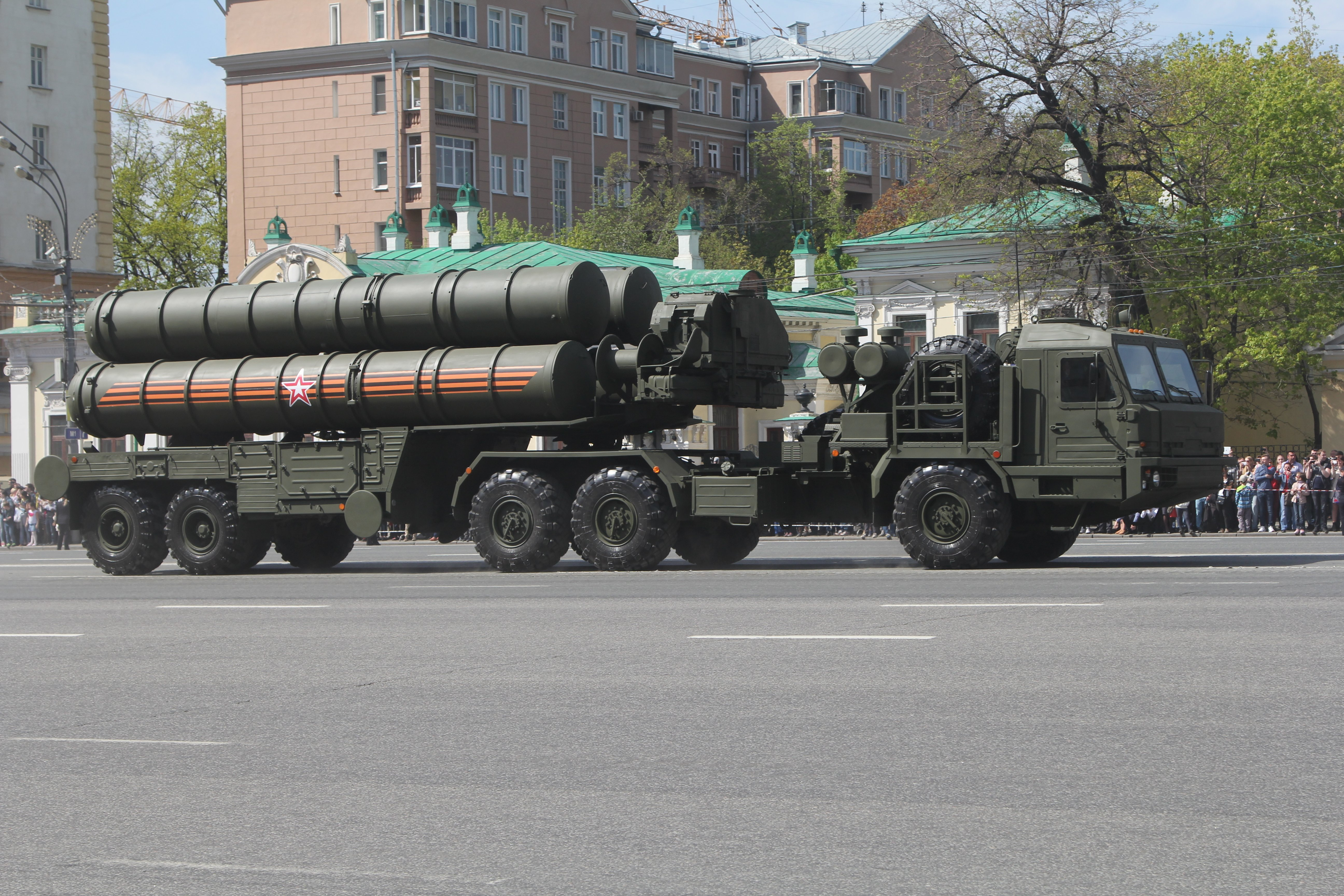 Turkey Buys Russian Missile Defense System Despite US Threats