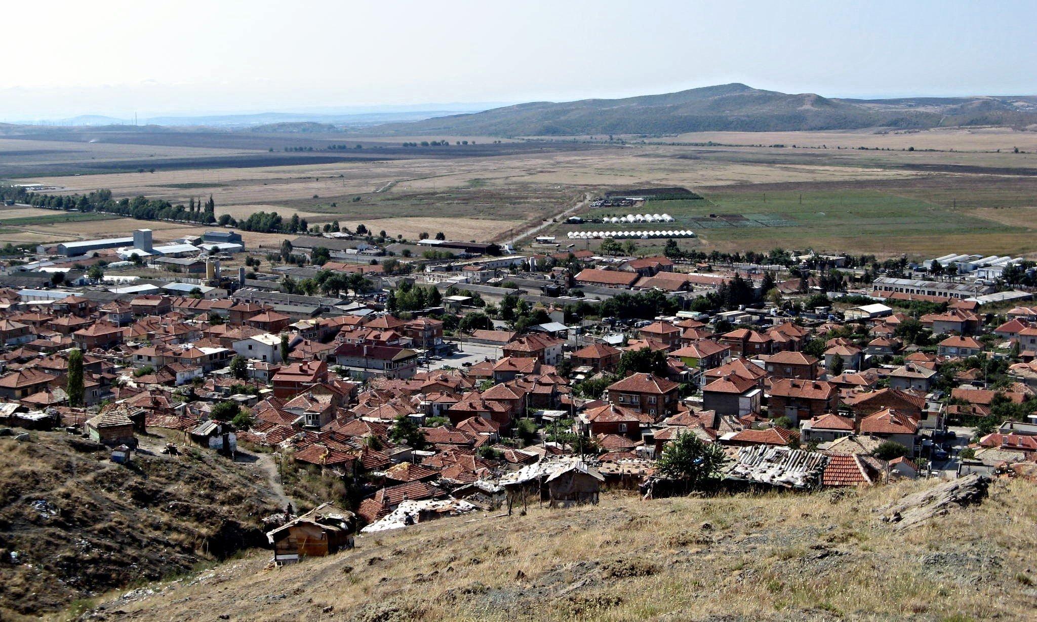 罗马区,Aytos,保加利亚在2008。