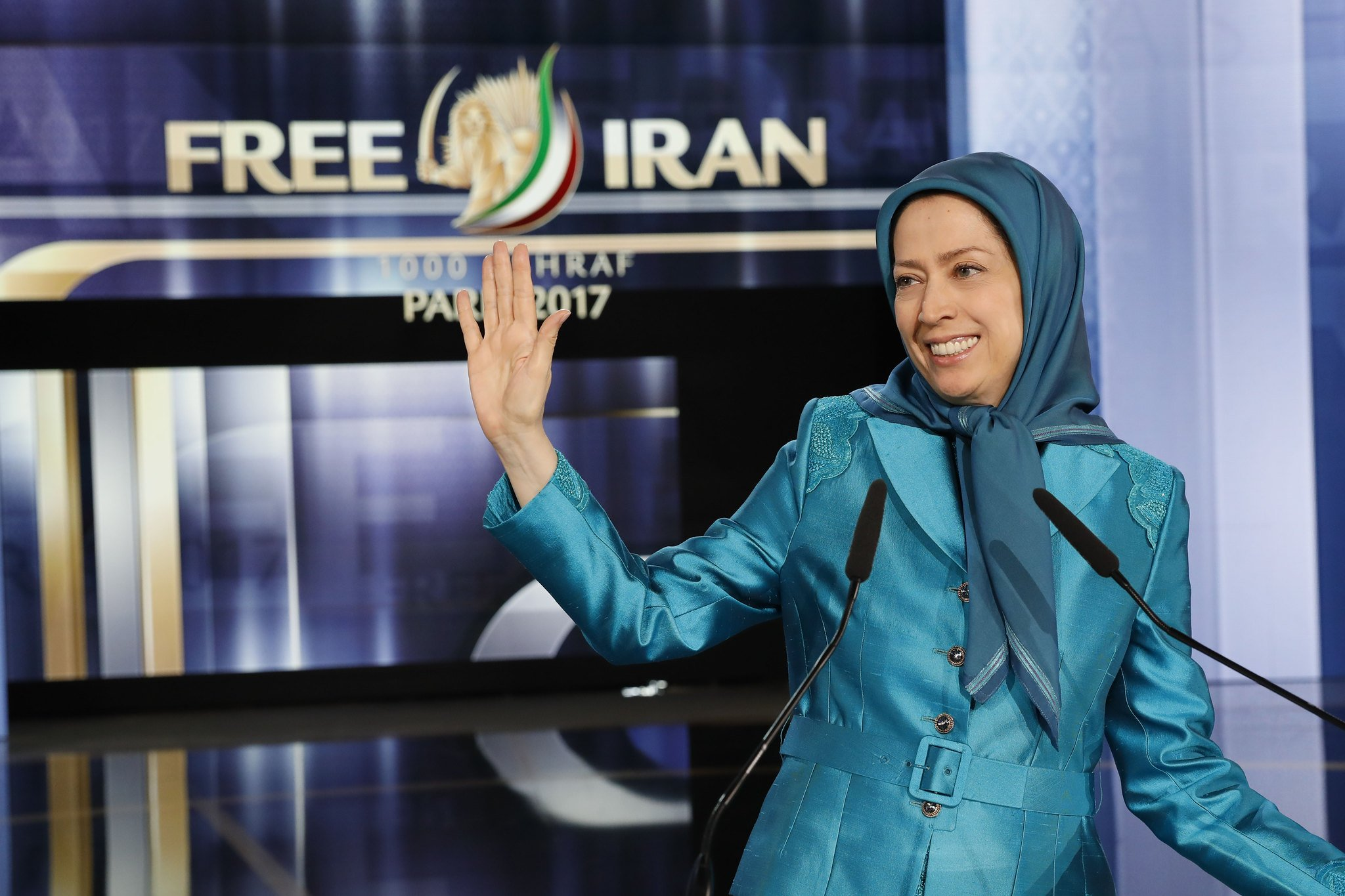Filings Reveal Iranian Dissident Group's Foreign Influence Operation to Push for Regime Change