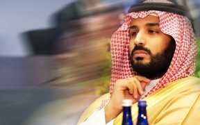 Saudi Arabian crown prince Mohammad Bin Salman (MBS). (Photo: U.S. State Department, edited by Jakob Reimann)