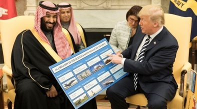 House Votes To Halt Arms Sales To Saudi Arabia, Trump To Veto (Again) - Citizen Truth