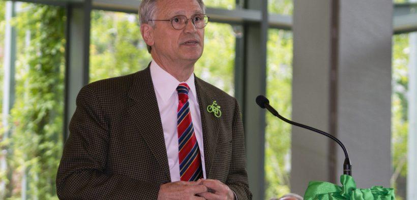 U.S. Representative Earl Blumenauer