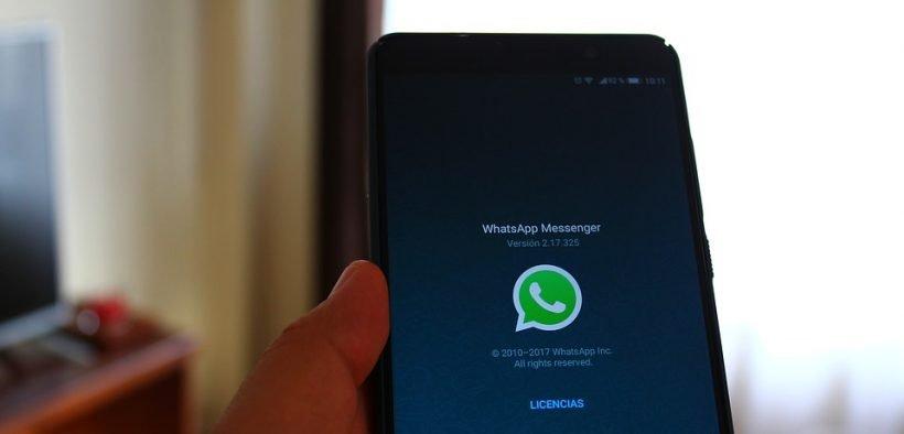 Cellule WhatsApp de la technologie App Messenger (Photo: Max Pixel)