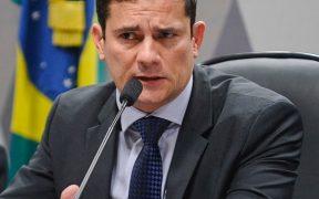 Braziliaanse minister van Justitie Sergio Moro (met dank aan Wikimedia Commons)
