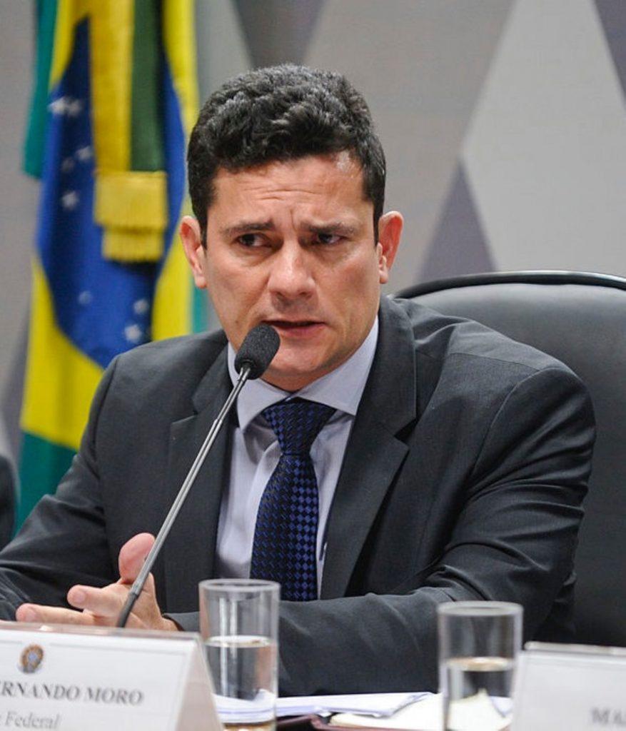 Brazilian Justice Minister Sergio Moro