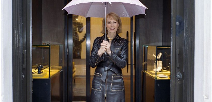E. Jean Carroll in New York City, april 2006. (Foto: julieannesmo)