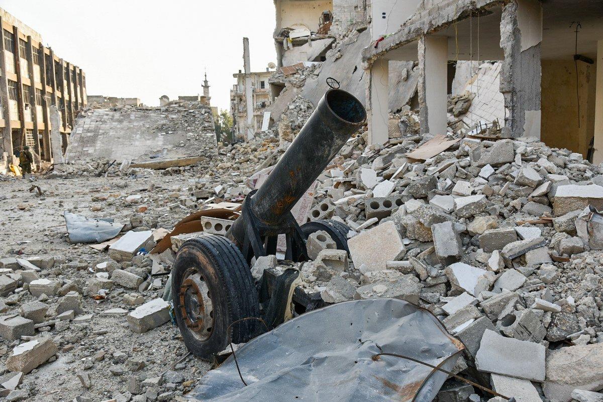 Fighting Intensifies in Last Rebel Stronghold in Syria