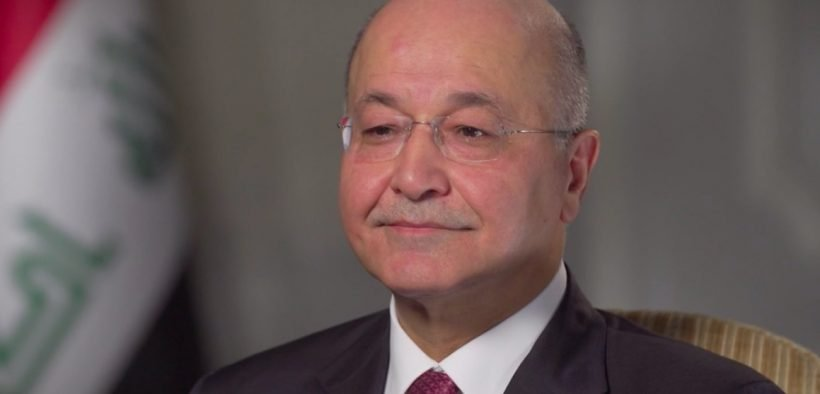 Iraqi President Barham Salih tells Christiane Amanpour he is truly concerned with the escalating hostilities between the United States and Iran.