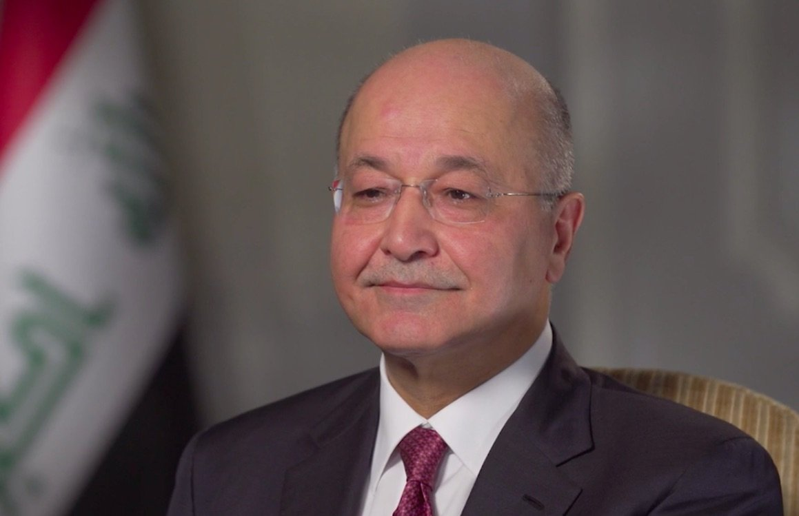 Iraqi President: US Has No Right to Use Iraq as 'Staging Post' for Attack on Iran