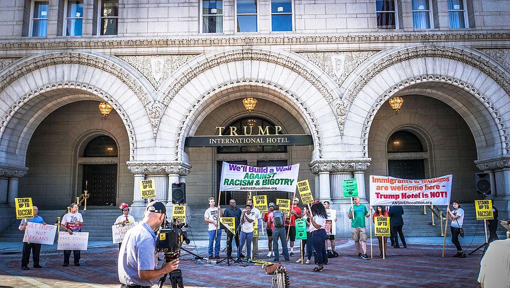 Wealthy Sheikh Spent 26 Nights in Trump Hotel, Bringing Concerns of Buying Favoritism