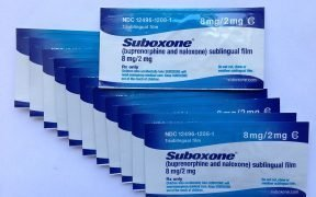 Sublingual Suboxone(Buprenorphine/Naloxone 8mg/2mg) Tablets