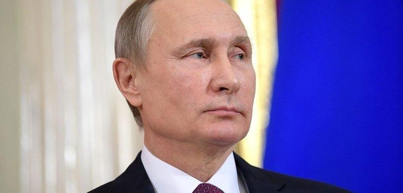 الرئيس الروسي فلاديمير بوتين (الصورة: ويكيميديا كومنز ، كريملين)