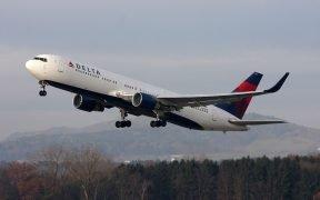 Delta Air Lines Boeing 767-332/ER N183DN (Photo: Martin Oertle)