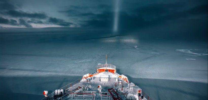 Arctic icebreakers
