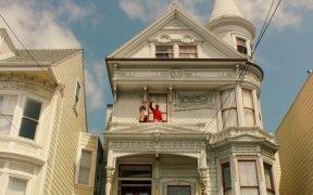 Screenshot van trailer voor The Last Black Man in San Francisco