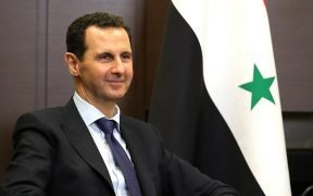 Le président syrien Bashar al-Assad.