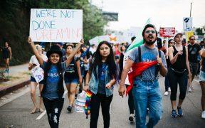 洛杉矶移民权利三月