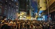 Protesta en contra de la extradición de Hong Kong