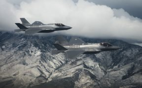 F 35A Fighter Jets