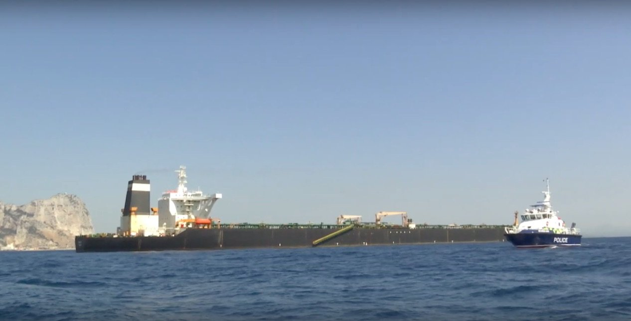 The UK's Dubious Role in the New Tanker War With Iran