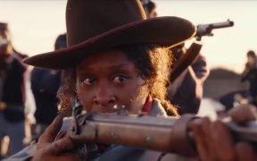 """Cynthia Erivo van de musical """"The Color Purple"""" speelt als Harriet Tubman in een nieuwe biopic die in november wordt uitgebracht. (Foto: YouTube)"""