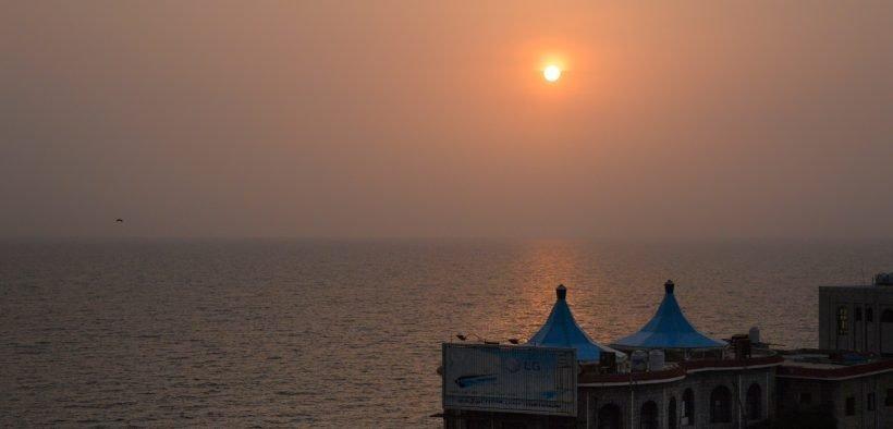 Hodaidah Sunset, Yemen
