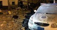 7月2在利比亚首都的黎波里郊区Tajoura拘留中心发生毁灭性袭击事件的后果。