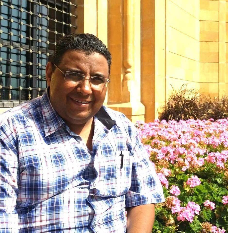 Mahmoud Hussein Aljazeera