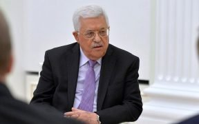 Palestinian Authority President Mahmoud Abbas. (Photo: Kremlin.ru)