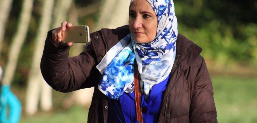 Ola al-Qaradawi (Photo: Amnesty International)