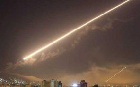 叙利亚空袭